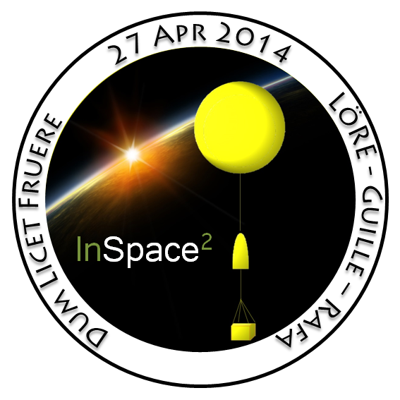 Inspace02 Mission Logo