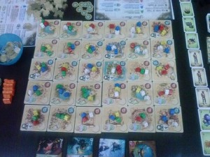 Five Tribes Juego - 16-05-2015