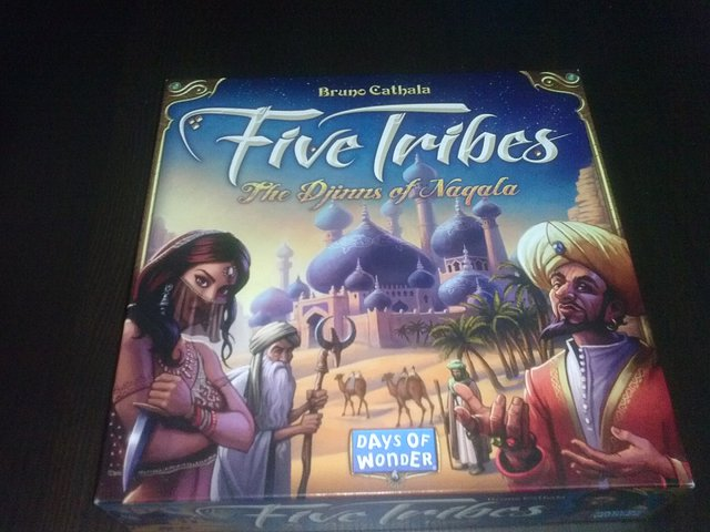 DA2 Top 100 – Five Tribes