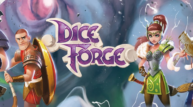 JcDa2 17. Essen 2017 (2ª parte), JdA 2017 (Dice Forge)